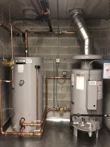 Water Heater and Storage Tank