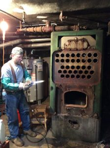 Commercial Boiler Replacement